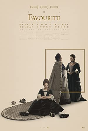 movie poster of The Favourite streaming (where to watch online?)