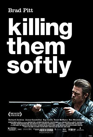 movie poster of Killing Them Softly