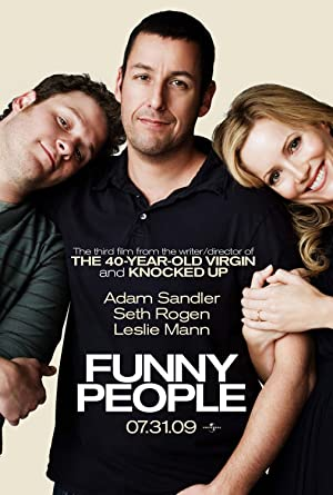 movie poster of Funny People
