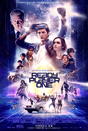 Ready Player One streaming (where to watch online?)