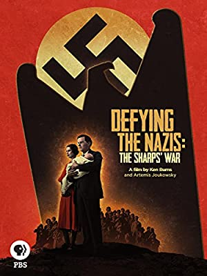 movie poster of Defying the Nazis: The Sharps' War