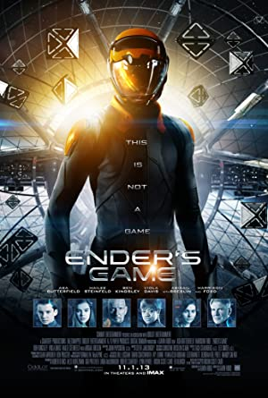 testimonial by 'Ender's Game'