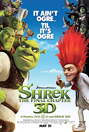 Shrek Forever After streaming (where to watch online?)