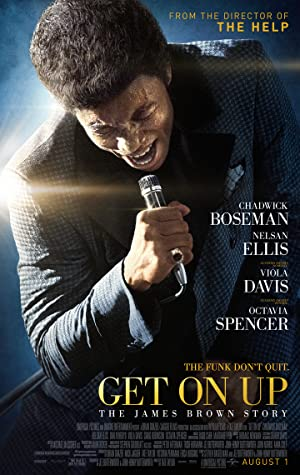 movie poster of Get on Up