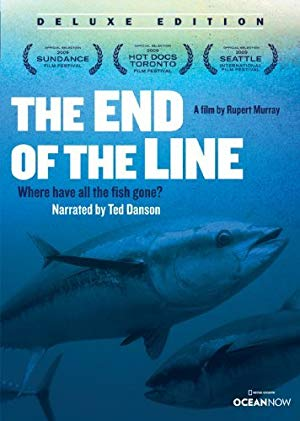 movie poster of The End of the Line