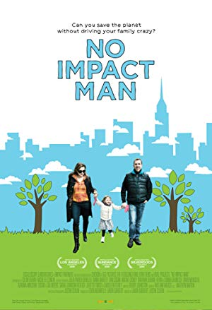 movie poster of No Impact Man: The Documentary
