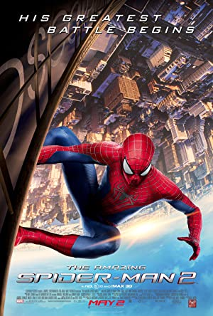 testimonial by The Amazing Spider-Man 2