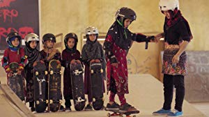 movie poster of Learning to Skateboard in a Warzone (If You're a Girl)