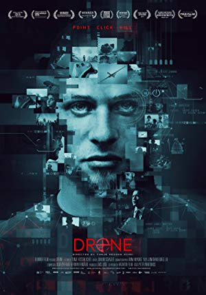 movie poster of Drone