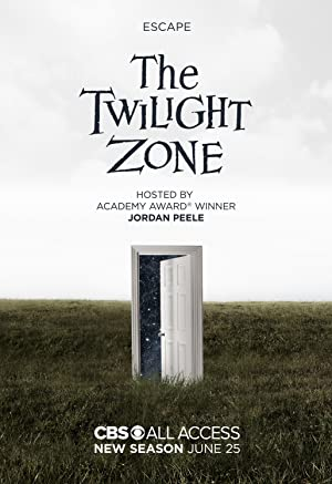 movie poster of The Twilight Zone