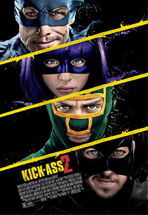 Kick-Ass 2 streaming (where to watch online?)