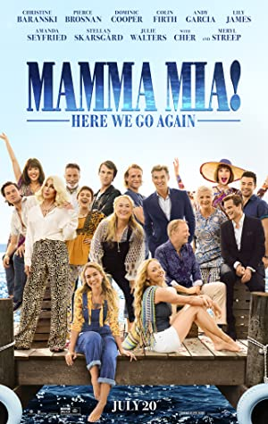 Mamma Mia! Here We Go Again streaming (where to watch online?)
