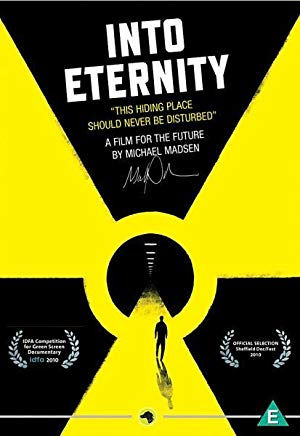 movie poster of Into Eternity