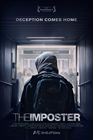 movie poster of The Imposter