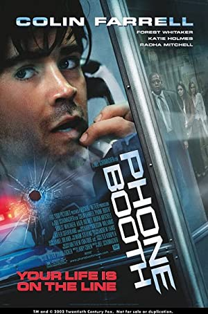 movie poster of Phone Booth