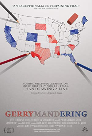 movie poster of Gerrymandering