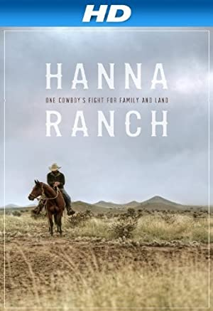 movie poster of Hanna Ranch