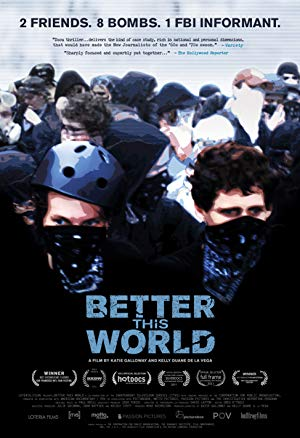 movie poster of Better This World