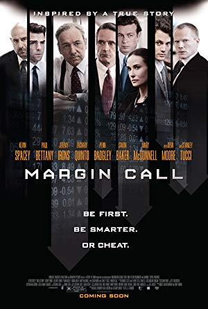 movie poster of Margin Call