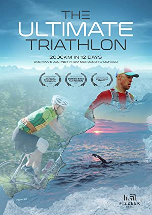 movie poster of The Ultimate Triathlon