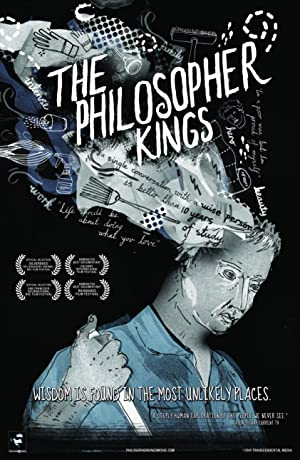 movie poster of The Philosopher Kings