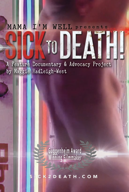 movie poster of Sick to Death!