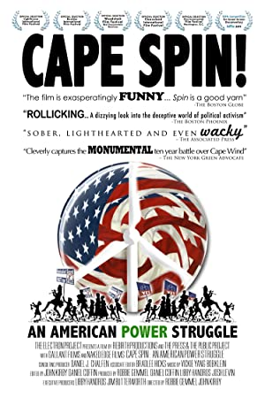 movie poster of Cape Spin: An American Power Struggle