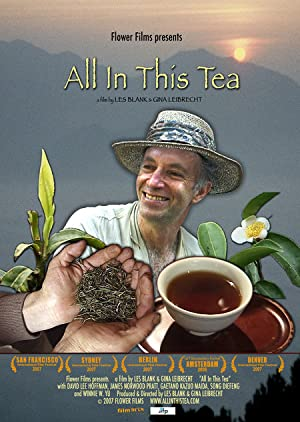 movie poster of All in This Tea