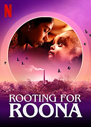 movie poster of Rooting for Roona