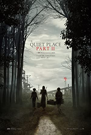 movie poster of A Quiet Place Part II streaming (where to watch online?)