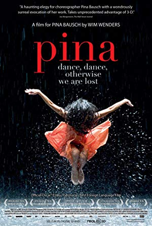 movie poster of Pina