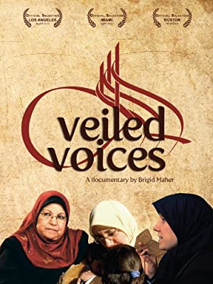 movie poster of Veiled Voices