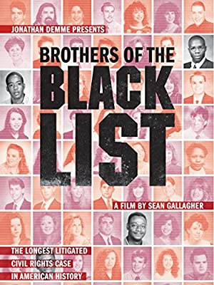 movie poster of Brothers of the Black List
