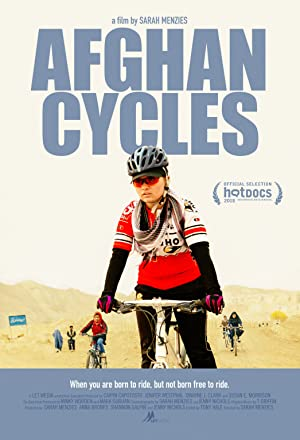 movie poster of Afghan Cycles