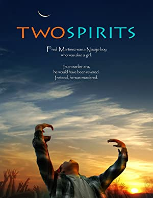 movie poster of Two Spirits