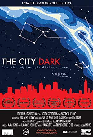 movie poster of The City Dark