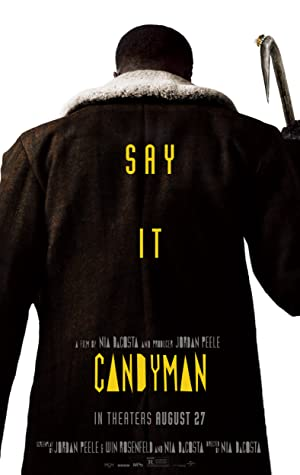 movie poster of Candyman streaming (where to watch online?)