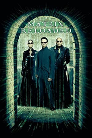 movie poster of The Matrix Reloaded streaming (dove guardare online?)