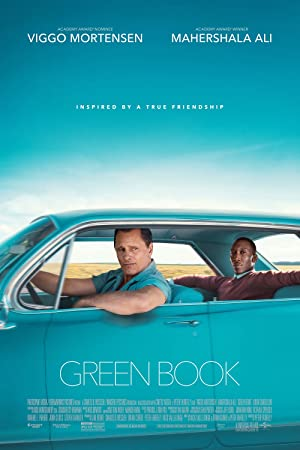 movie poster of Green Book