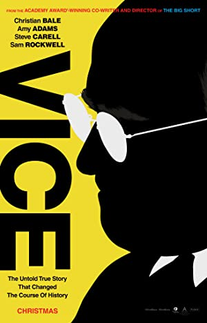 movie poster of Vice streaming (where to watch online?)