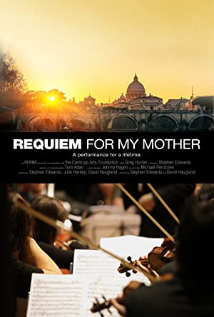 movie poster of Requiem for My Mother