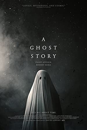 movie poster of A Ghost Story