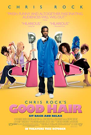 movie poster of Good Hair