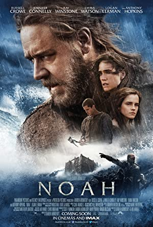 movie poster of Noah