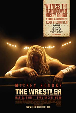 movie poster of The Wrestler streaming (where to watch online?)