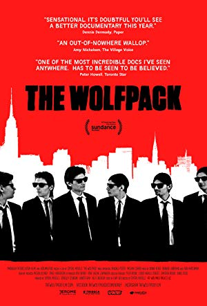 movie poster of The Wolfpack