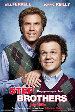Step Brothers streaming (where to watch online?)