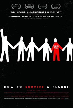 movie poster of How to Survive a Plague