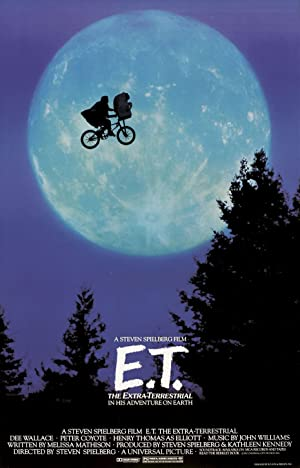 movie poster of E.T. the Extra-Terrestrial streaming (where to watch online?)