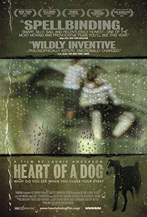 movie poster of Heart of a Dog